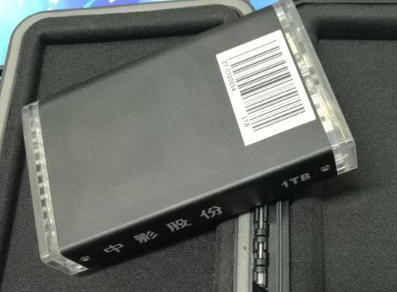 数字电影专用硬盘