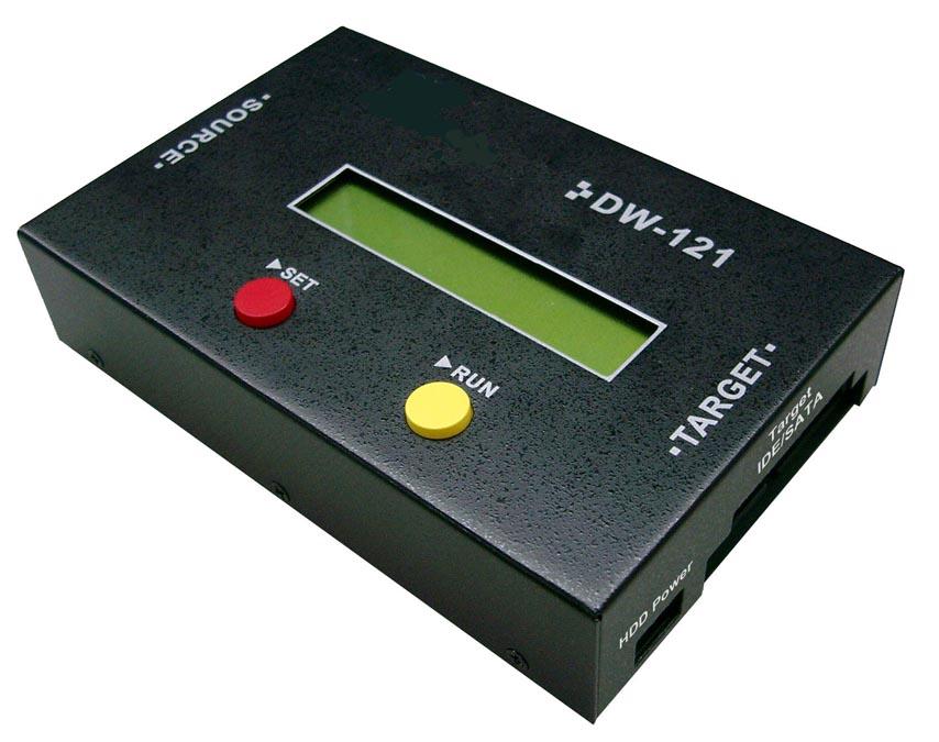 便携式硬盘拷贝机DW121