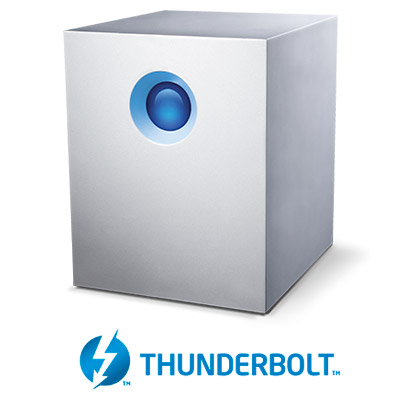 LaCie 5big Thunderbolt™ 2