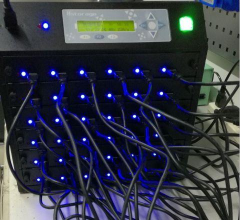 USB136DC移动存储拷贝机