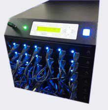 USB移动储存拷贝机