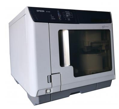 爱普生光盘打印机