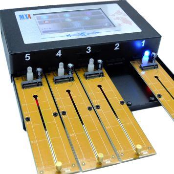 MX4-PCIE固态硬盘对拷机